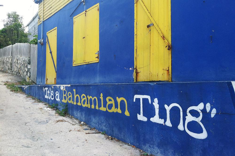 eleuthera bahamas welcome