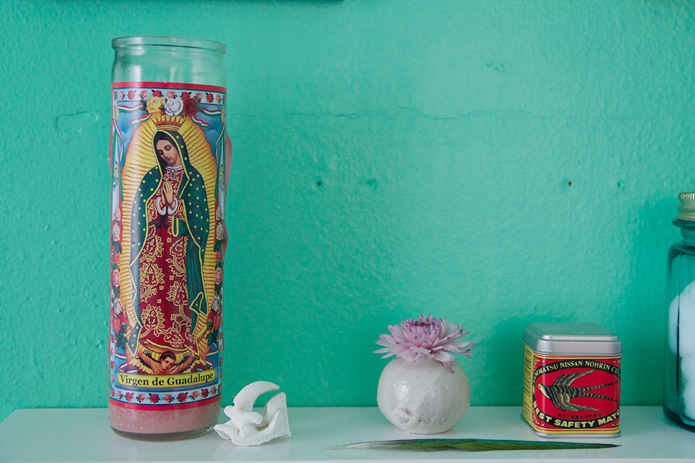 guadalupe mexico decor