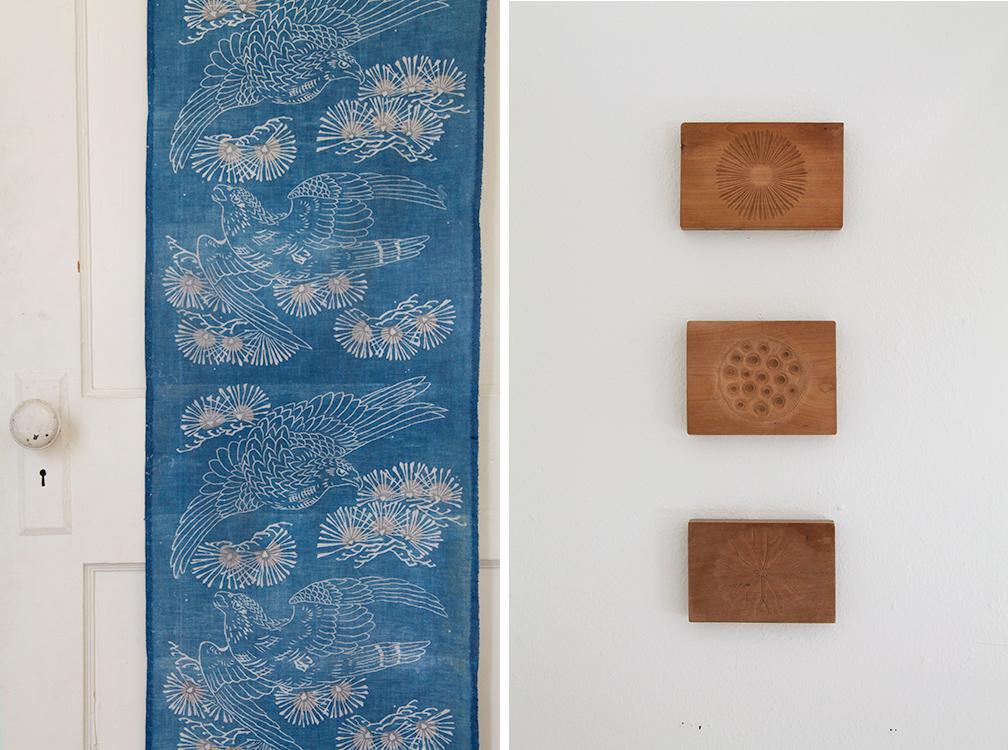 japan textile decor