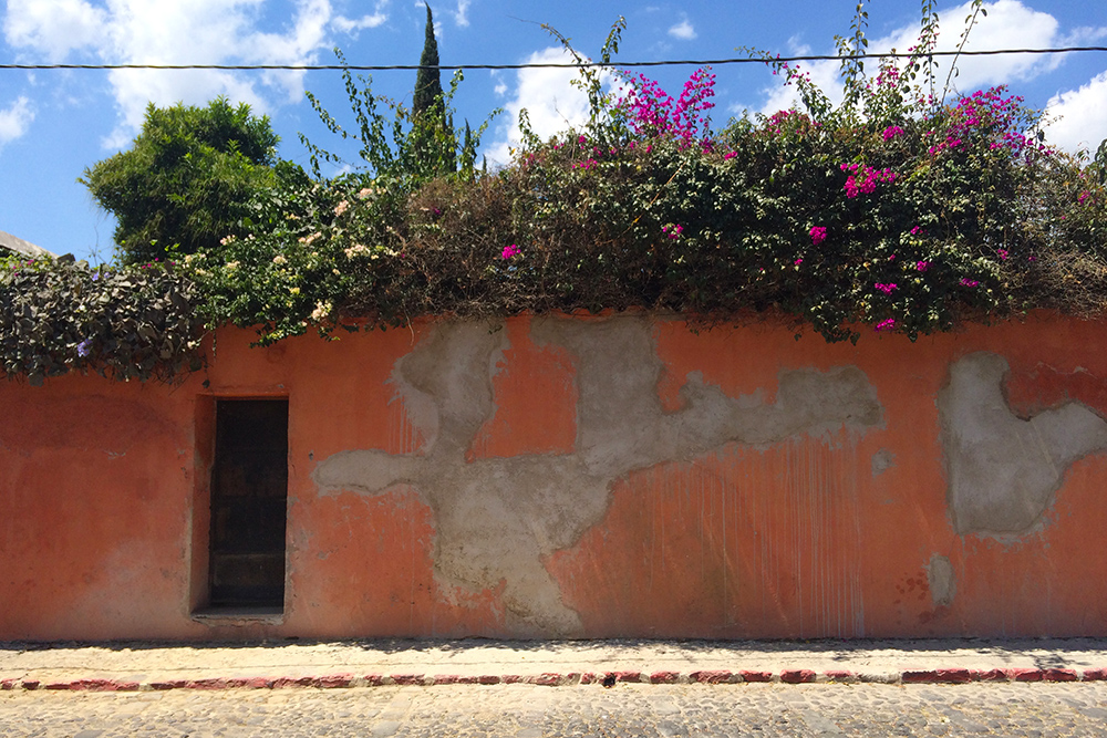 guatemala facade architecture