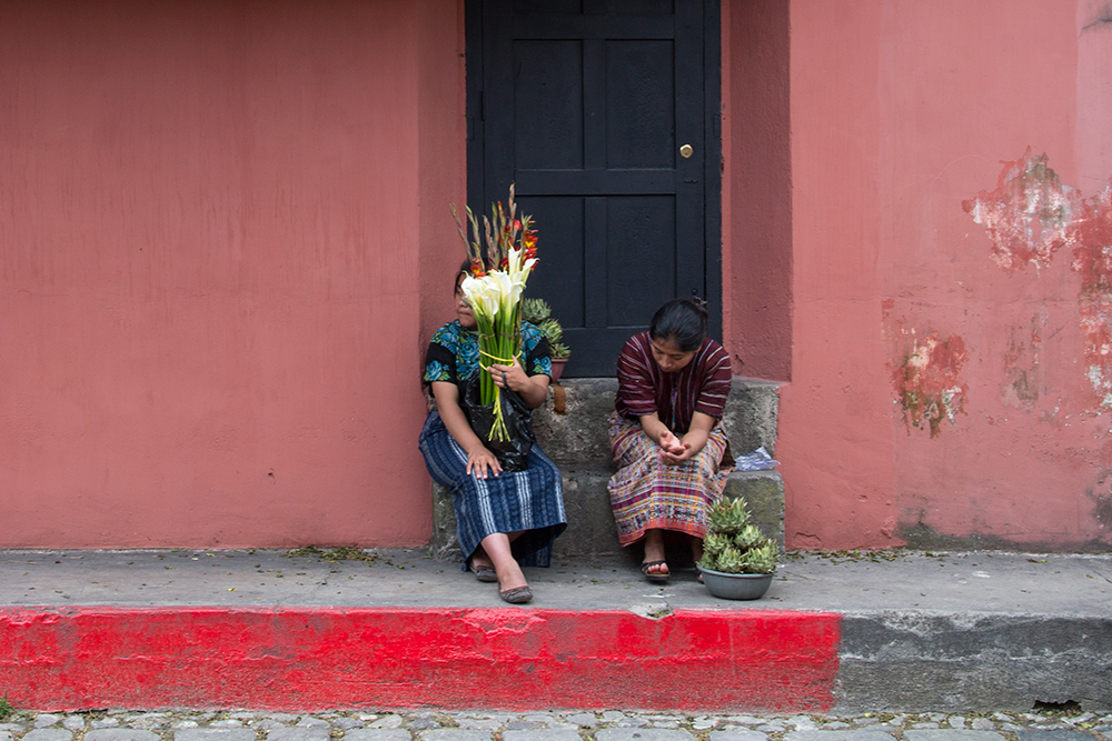 antigua guatemala color